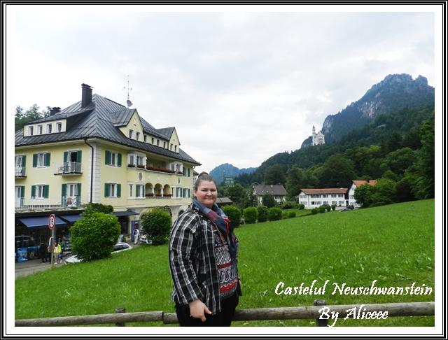 Castelul Neuschwanstein-sat-germania-