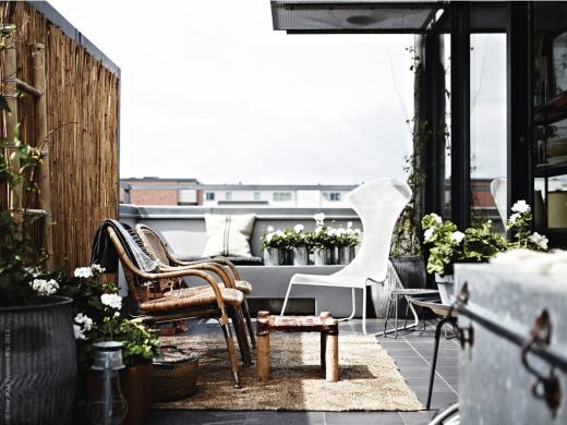 Villa Tretton : Lite inspiration till altanen & trädgården
