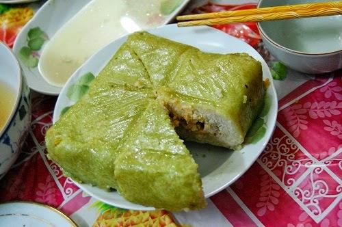 Vietnamese Square Cake (Bánh Chưng)1