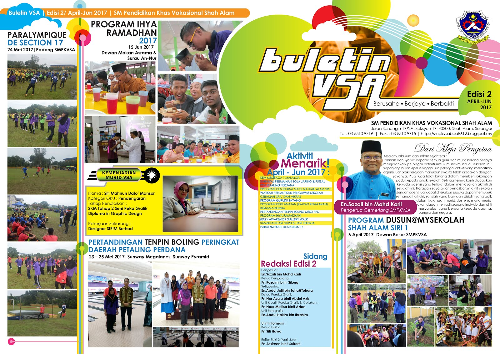 Buletin Edisi 2 2017 (April-Jun 2017)