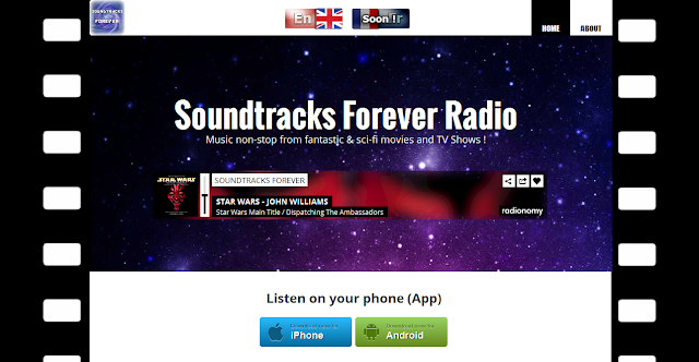 The Website of Soundtracks Forever Radio