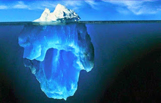 You Have An Iceberg in Your Heart