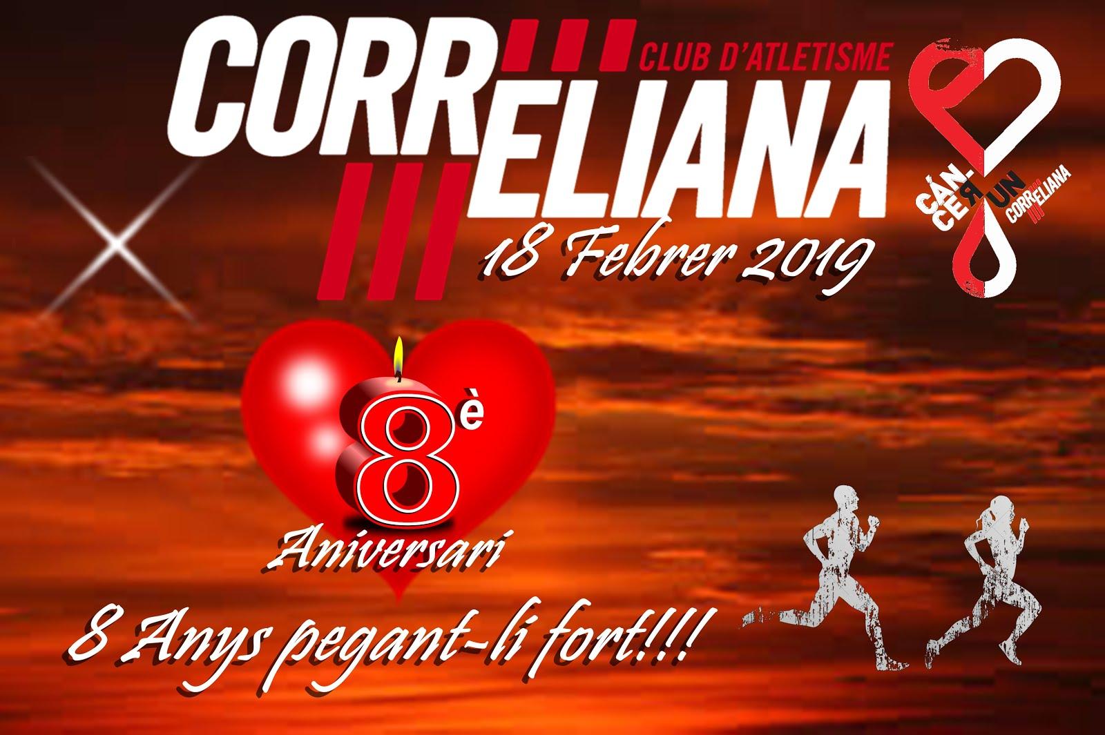 2011-2019: 8 anys CORRELIANA