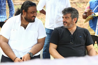 Ajith In Veeram Movie Latest Stills