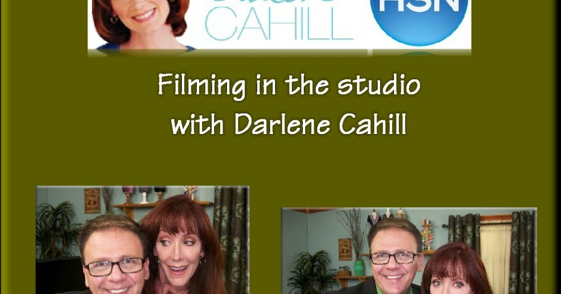 christopher nejman my day with darlene cahill from hsn