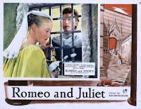 Cartel nº 1 - Romeo y Julieta 1954