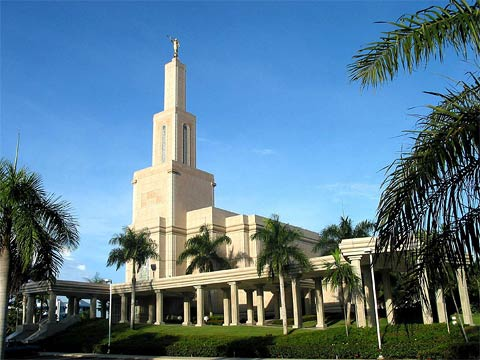 The Dominican Republic Temple
