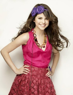 The Teen Sensation Selena Gomez