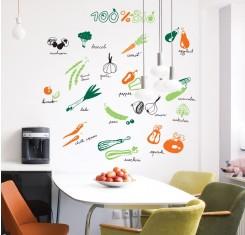 Awesome Decorare Parete Cucina Images - Ideas & Design 2017 ...