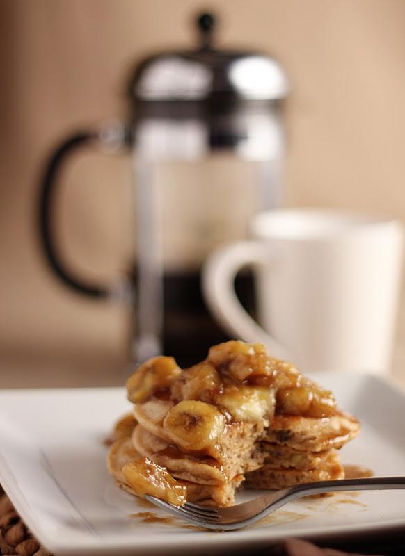 No Place Lyke Home: Recipe: Bananas Foster Pancakes
