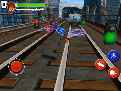 Spider Man Total Mayhem 1.0.8 APK Data For All Device