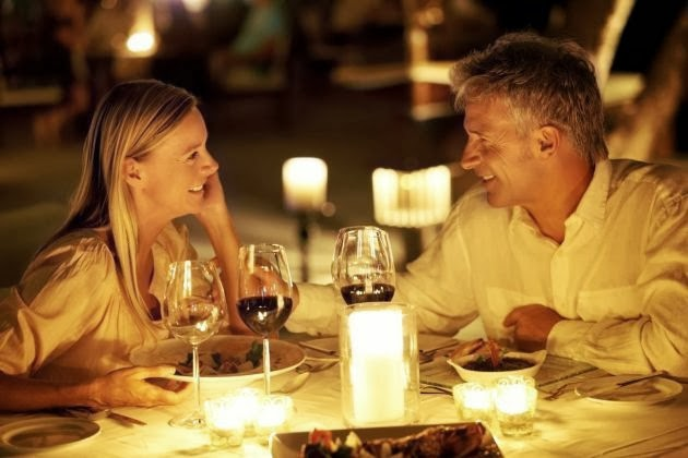 Tips for a romantic evening