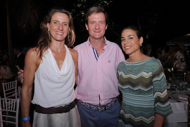 Sofia Renedo, Diego S. De Leon and Karen Haug