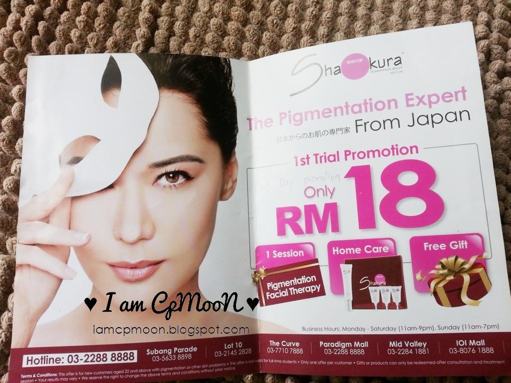 7cc8cf80246 ♥ I am CpMooN ♥: Shakura Pigmentation Beauty Salon – not so beauty ...