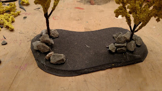 How To Make A Scale Forest and Bocage