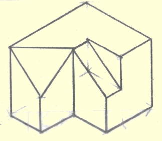 Artes plasticas dibujo t cnico for Tipos de arte arquitectonico