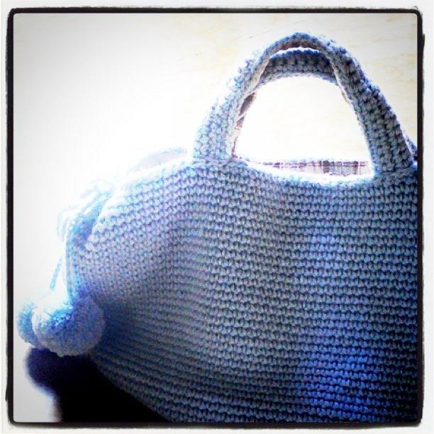 Des Sacs En Crochet : Isabelle kessedjian sac au crochet