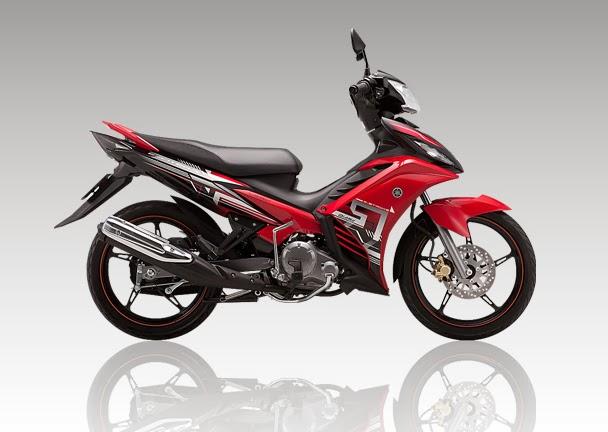 Yamaha Exciter R đỏ