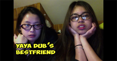 Yaya Dub and her Bestfriend Janeeva