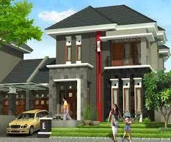 FOTO GAMBAR RUMAH MINIMALIS 2014 Desain Sketsa Rumah Terbaru