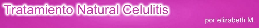 Celulitis Tratamiento natural