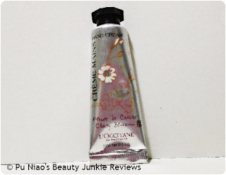 L'Occitane En Provence Hand Cream Cherry Blossom
