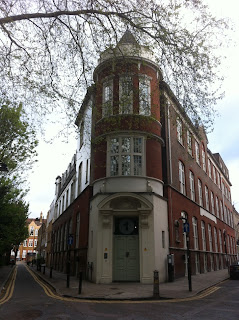 Sekforde Street, Clerkenwell, London EC1