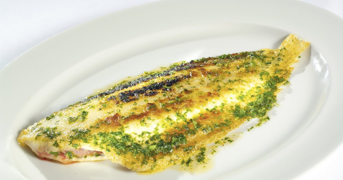 Kitchen files whole grilled dover sole for Sole fish recipes