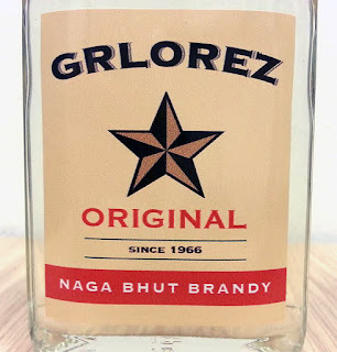 Grlorez - chilli brandy