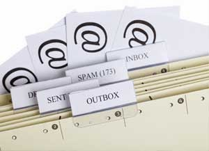 Organizing Email Digital Folders in Microsoft Outlook