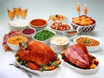 Atl restaurants serving thanksgiving dinner on turkey day for Restaurants serving christmas dinner