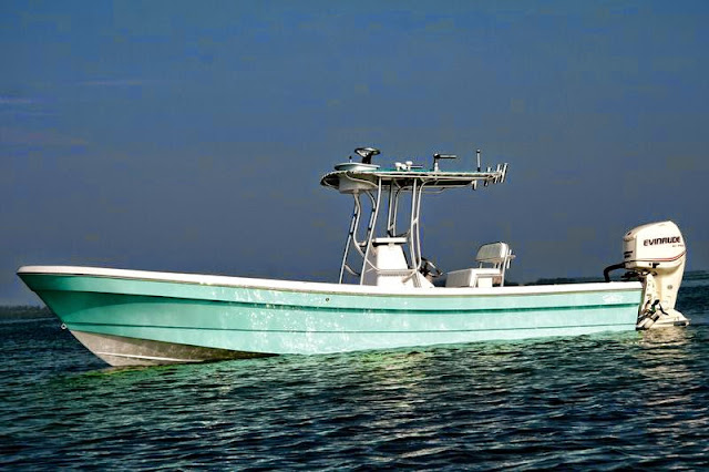Boats custom center console fishing boats for Offshore fishing boat