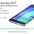 Samsung Galaxy On7 Price and Specification