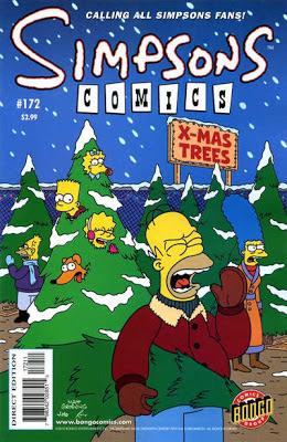 Simpson's Comics #172