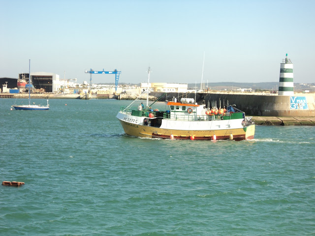 Peniche harbour