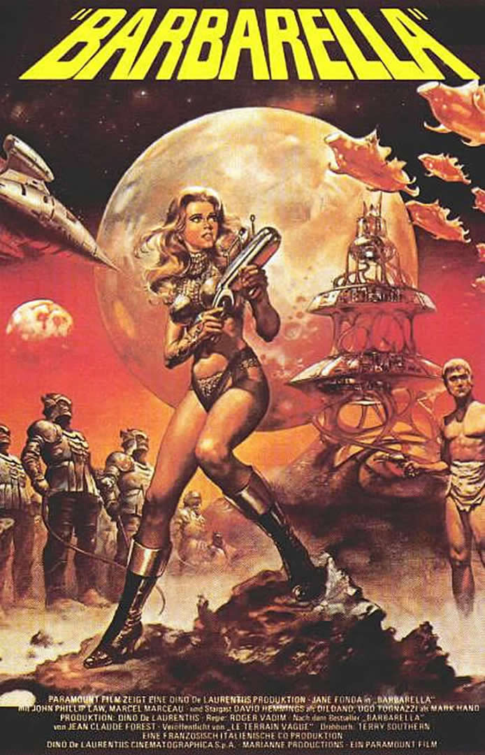 Barbarella Full Movie Watch in HD Online for Free - 1 Movies Website