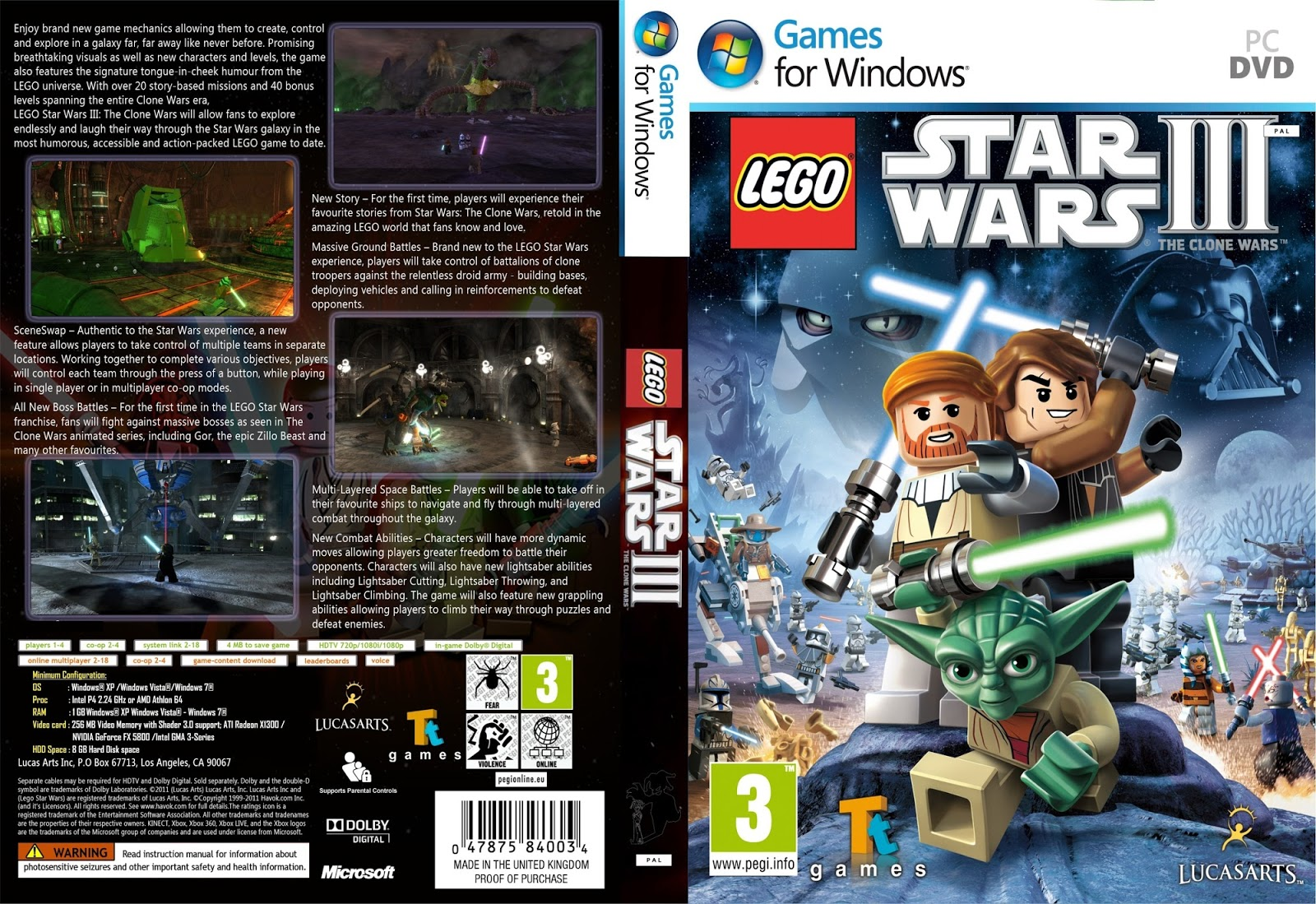 lego star wars 3 pc game download free