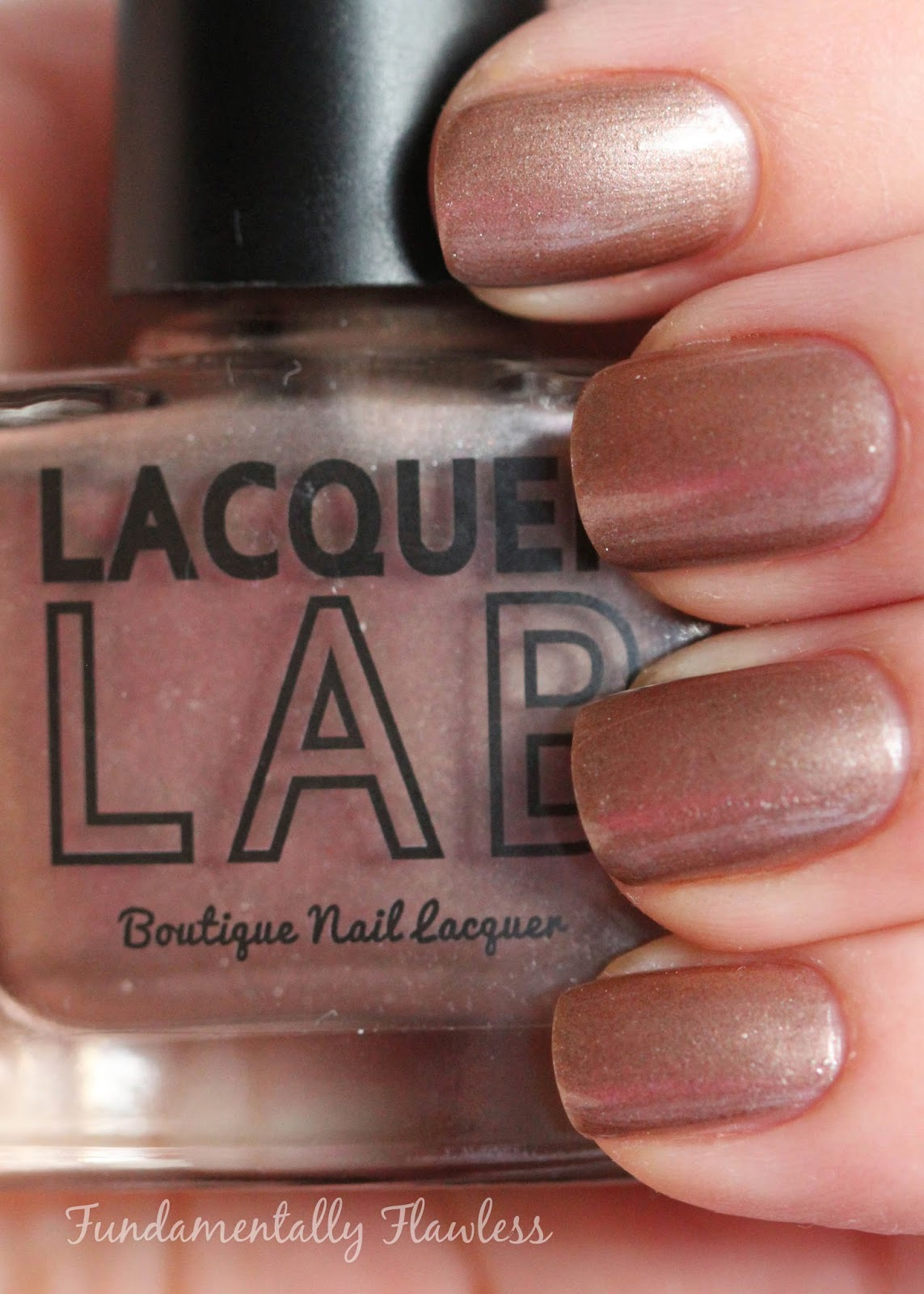 The Lacquer Lab Naked Ladies Collection Nymphette swatch