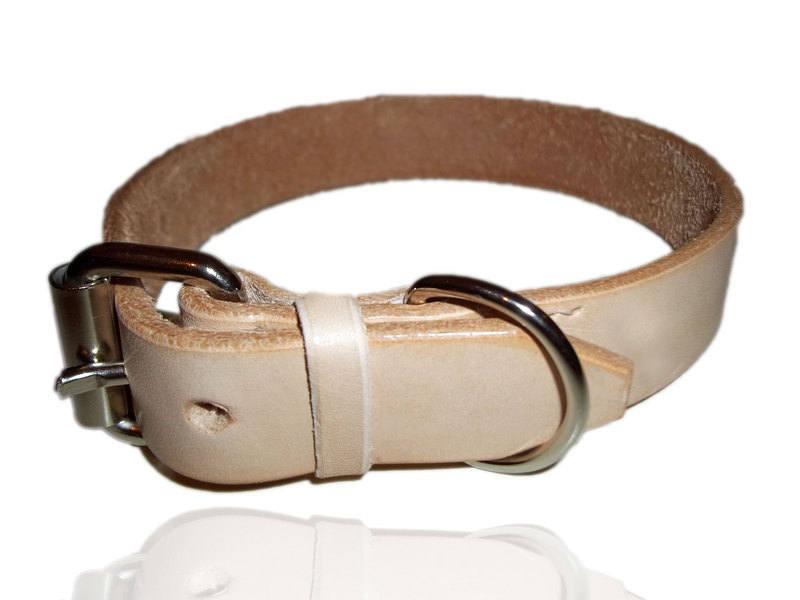 Hunter Leather Dog Collars