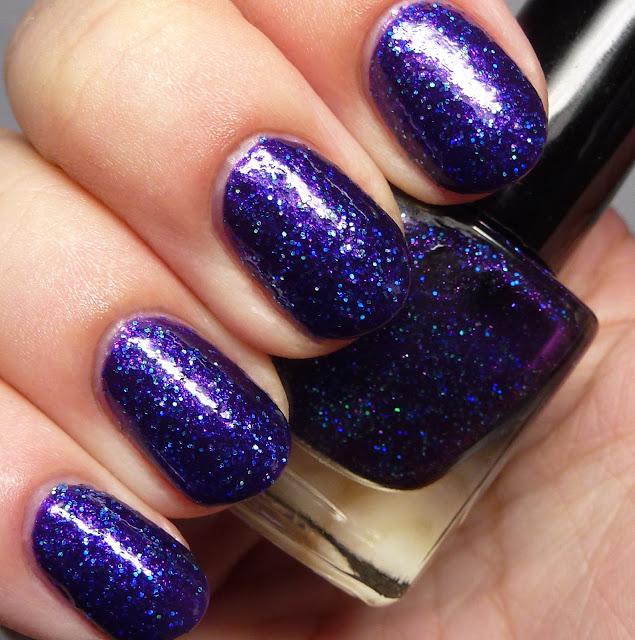 Grace-full Nail Polish Purplerazzi