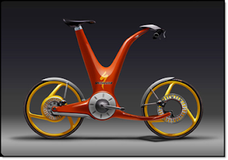 BMW concept bicycle, concept bikes, bike, amazing bikes,ridiculous bikes