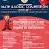 Math and Logic Competition (MLC) 2014 HIMATIKA Airlangga