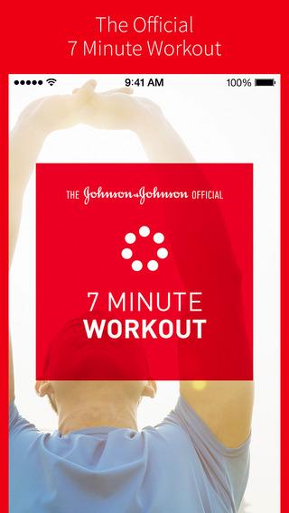 Le 6 migliori applicazioni per i tuoi allenamenti - 7 minutes workout