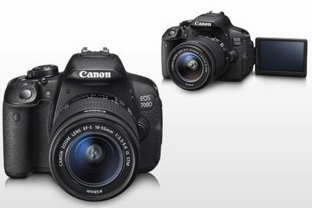 Canon EOS 700D, entry-level DSLR, Full HD video, new canon, digital zoom, creative filters, art filter, macro photo, vary-angle LCD