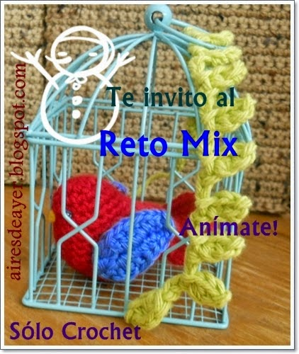 Reto Mix Crochet