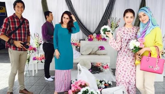 Gambar Pelakon Cinta Si Wedding Planner