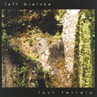 Jeff Greinke - Changing Skies