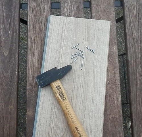 DIY : Une planche à outils