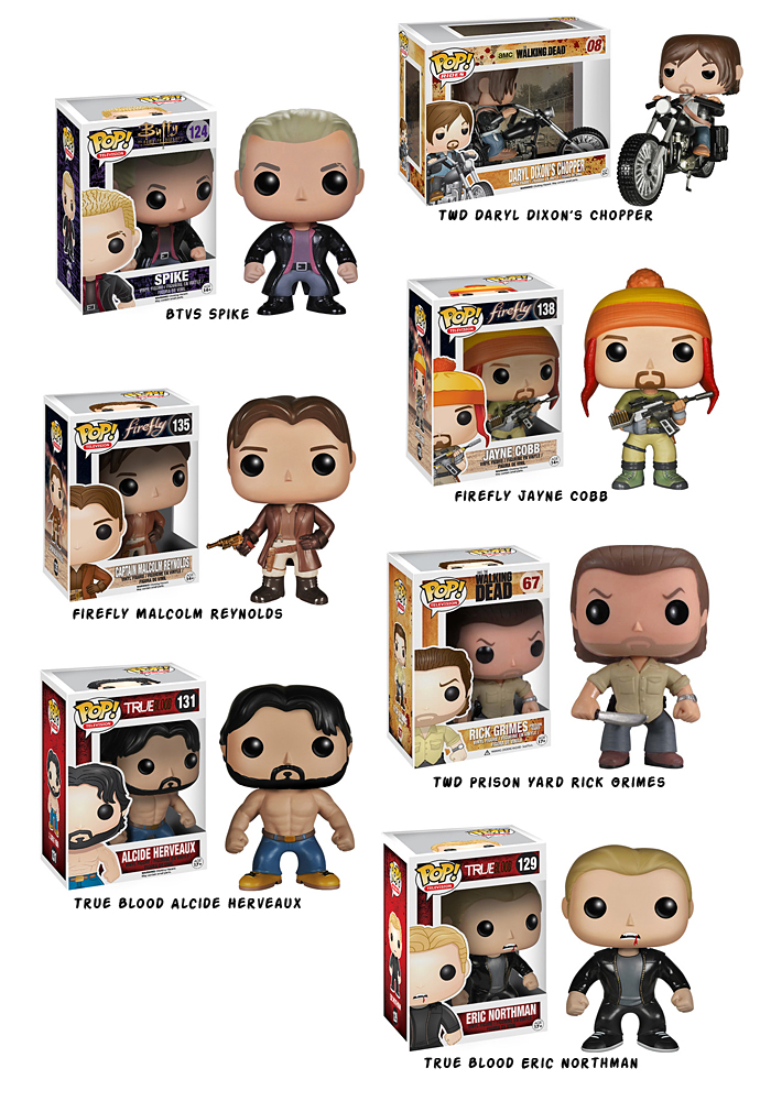 Pop!Wants: TV Shows