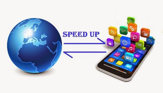 5 Cara mempercepat koneksi internet android
